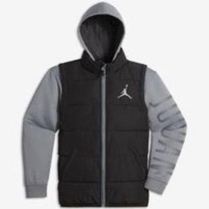 NIKE Jordan Puffer Jacket